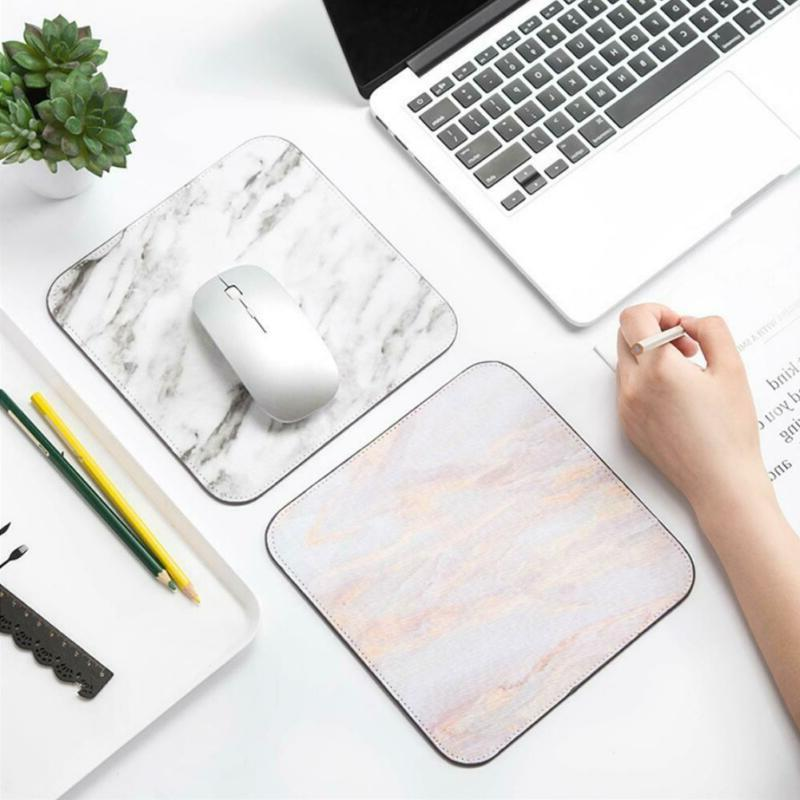 gorgeous marble patterned non slip mousepad mouse