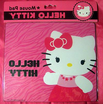 hello kitty mouse pad coating
