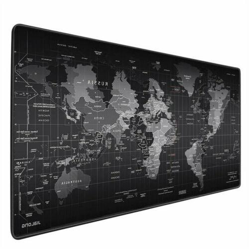 Large Gaming Map Slip Razer