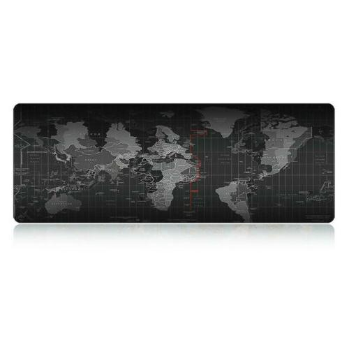 Large Map Mouse Pad Anti Slip Computer Desk Razer Mat