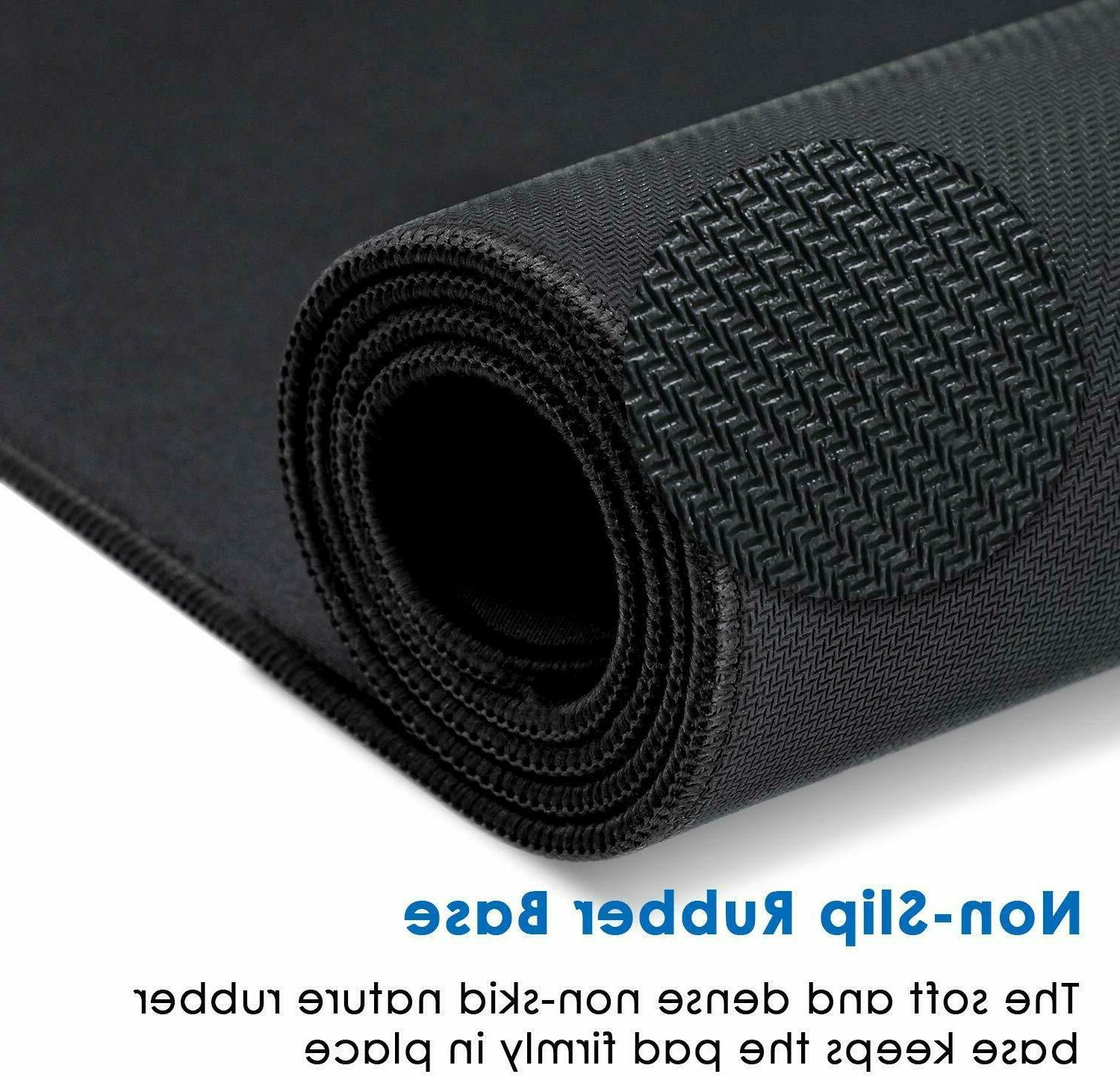 Large Extended Pad Edges Waterproof 31.5x11.8