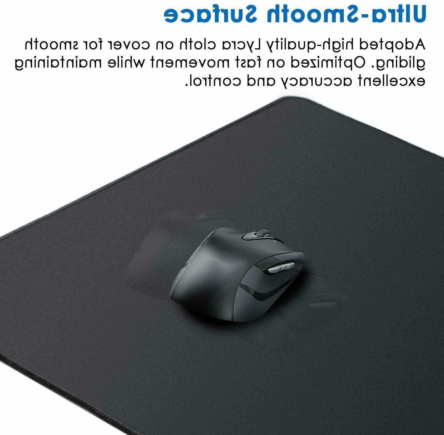 Large Mouse Pad Stitched Waterproof 31.5x11.8