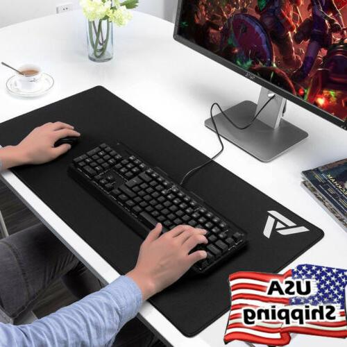VicTsing Large Mouse Pad Extended Anti-slip Gaming Mousepad