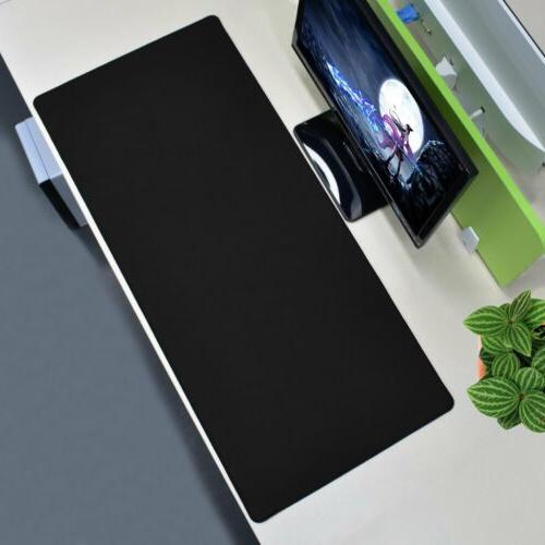 Large Pad Extended Gaming XXL 900x300cm Big Size Mat Black US