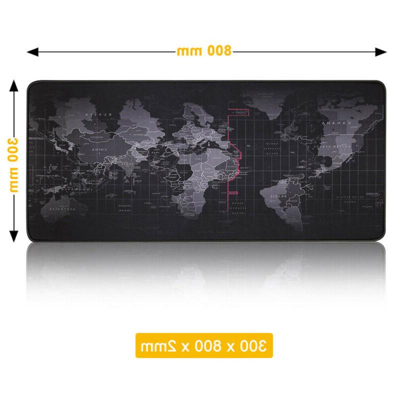 Large Mouse Mat Wide Oversized XL Big