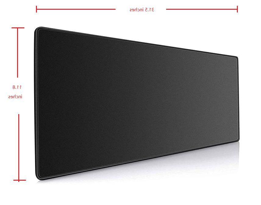 large new extended gaming mouse pad