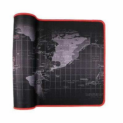 Large World Speed Mouse Mat For Laptop