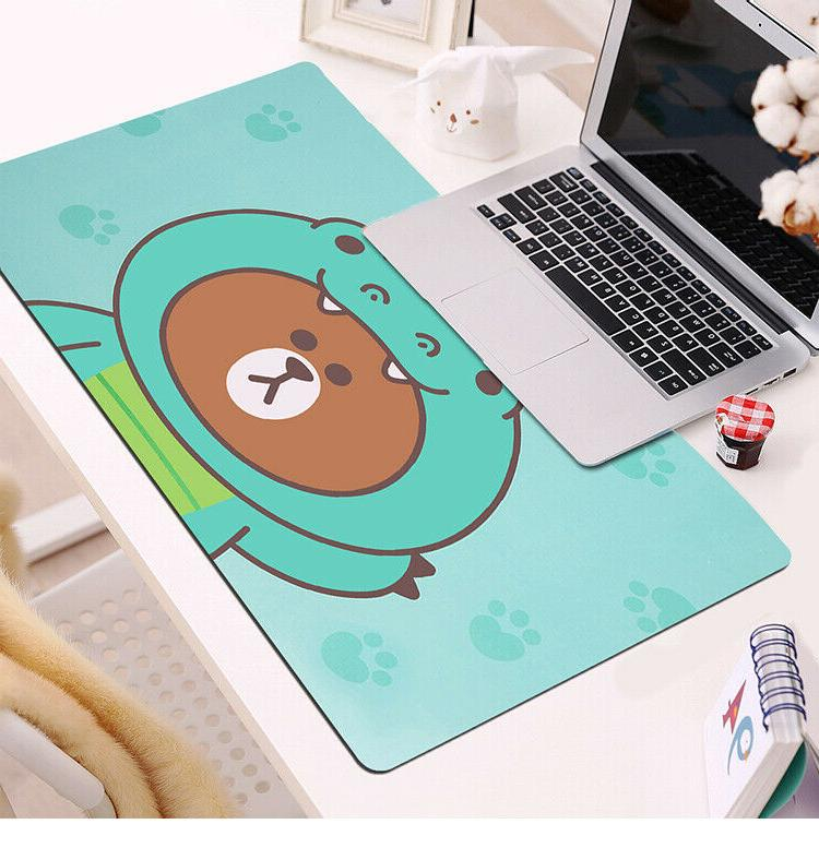 Line Friends Cony Mouse Pad Keyboard Desk Mat