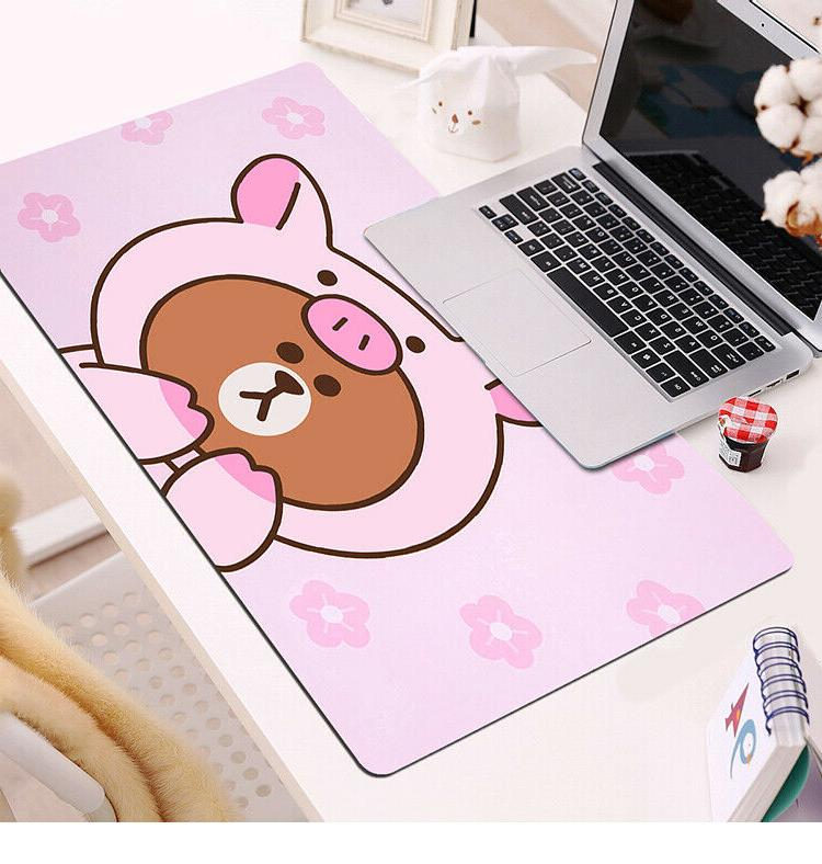 Line Friends Brown Cony Gaming Pad Keyboard