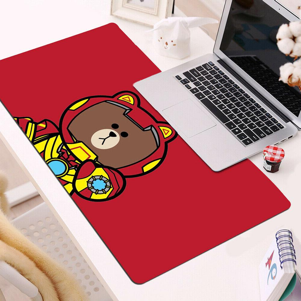 Line Friends Brown Cony Gaming Keyboard Large