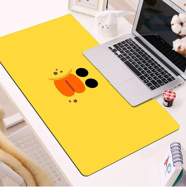 Line Cony Pad Keyboard Desk Mat Large