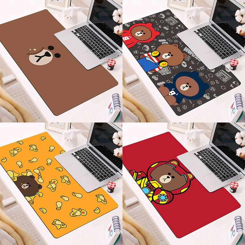 line friends brown sally cony gaming mouse