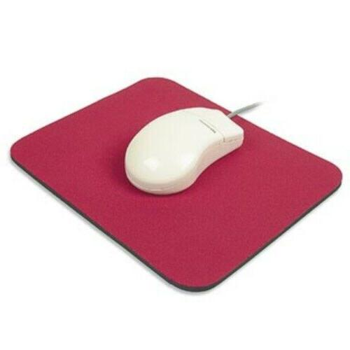 Mouse Pad, Foam - Red