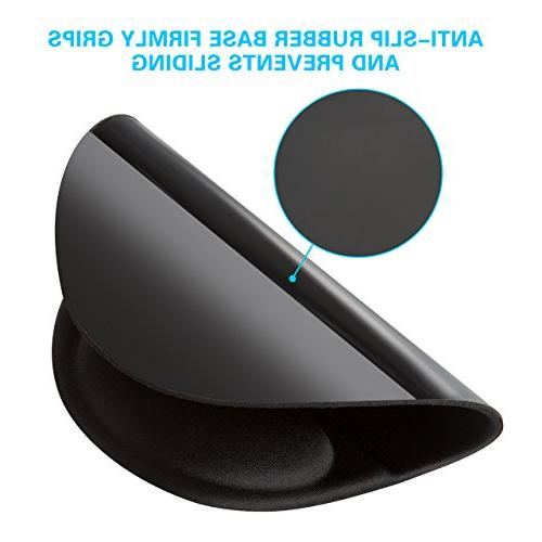 VicTsing with Gel Wrist Pad for Black