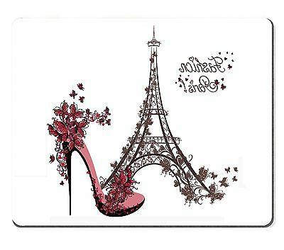 mouse pad fashion paris abtract eiffel tower