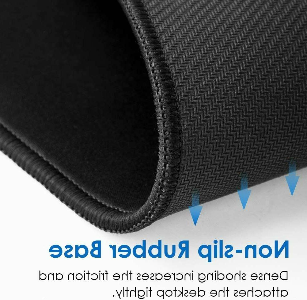 2-Pack Stitched Edge Antislip