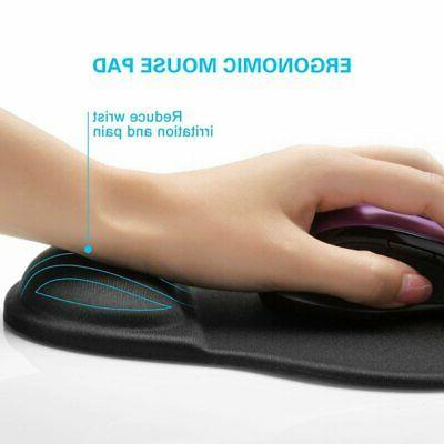 VicTsing Gel With Wrist Support Mat Computer PC