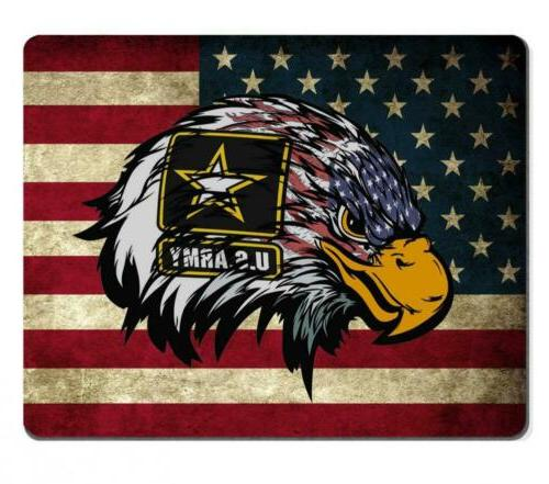 mouse pad us army cool american flag