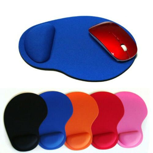 Mouse Pad Wrist Support Computer