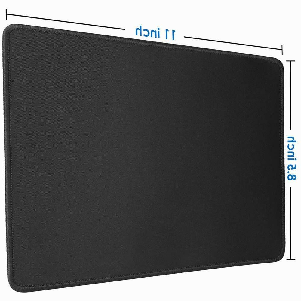 Mouse Pads Non-Slip Rubber Base, &