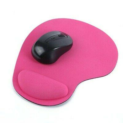 Mouse Pads EVA Soft with Wrist Rest Support Mat PC