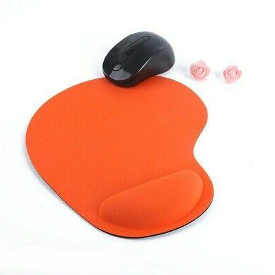 Mouse Pads Soft Pad Wrist Rest PC Laptop