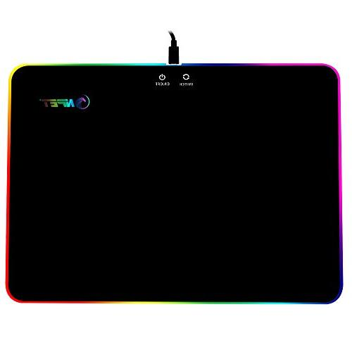 mp001 rgb gaming mouse pad