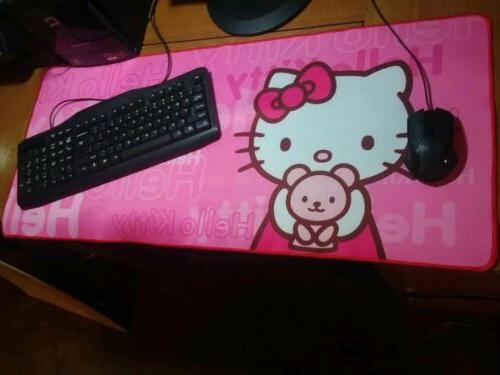 "NEW Kitty GIANT Gaming 35""x x"