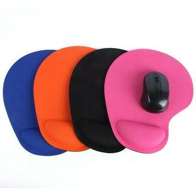 Ergonomic Comfortable Mouse Pad With Wrist Rest Support Non