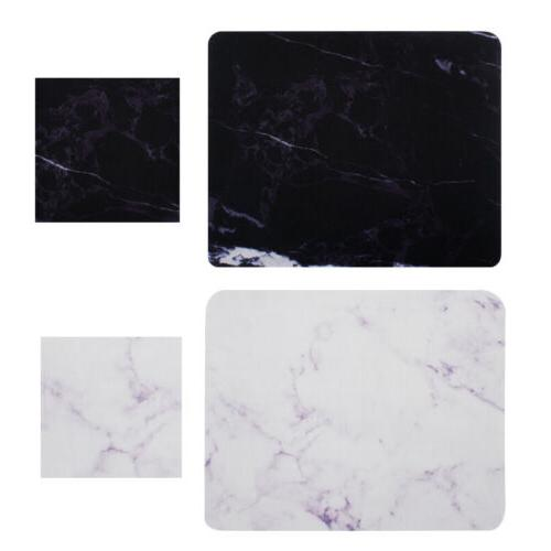 Stylish Marble Design Non-Slip Mousepad Mouse Pad For Comput