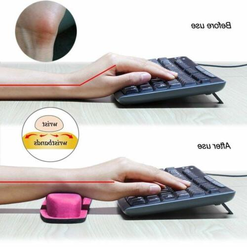 Office Mouse with Keyboard Comfortably Made of