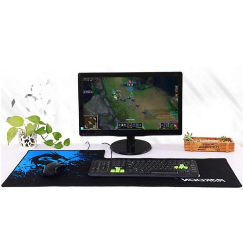 Plus Gaming Mouse Pad Locking Rubber Mouse For G7