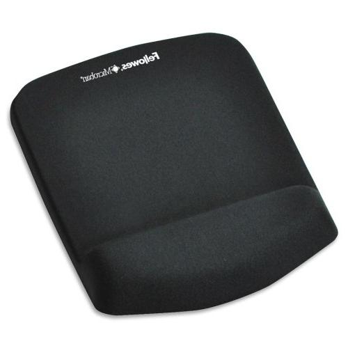 """Fellowes Mouse With Black, 7-1/4"""" Case of"""