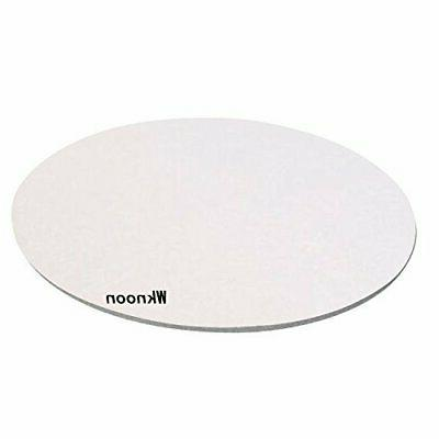 Wknoon Eggshell Marble Mouse Pad Mat