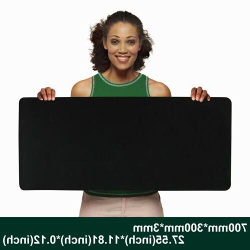 New Large Mouse Pad Extended Gaming XL 700x300mm Big Size De