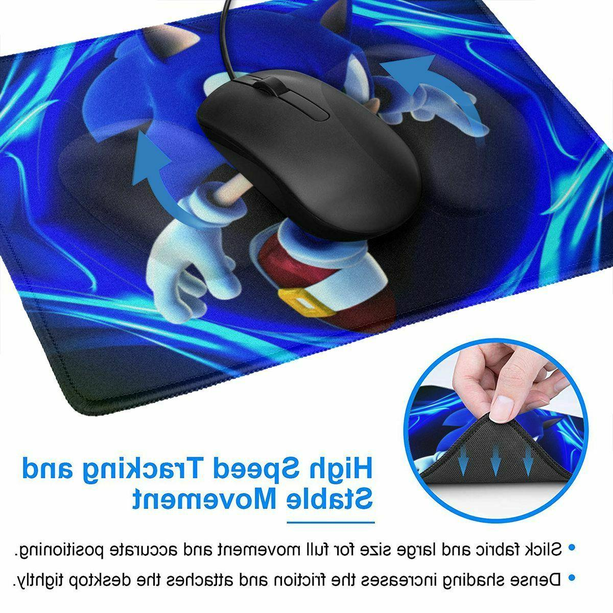 Sonic the Pad Computer Mouse Gift