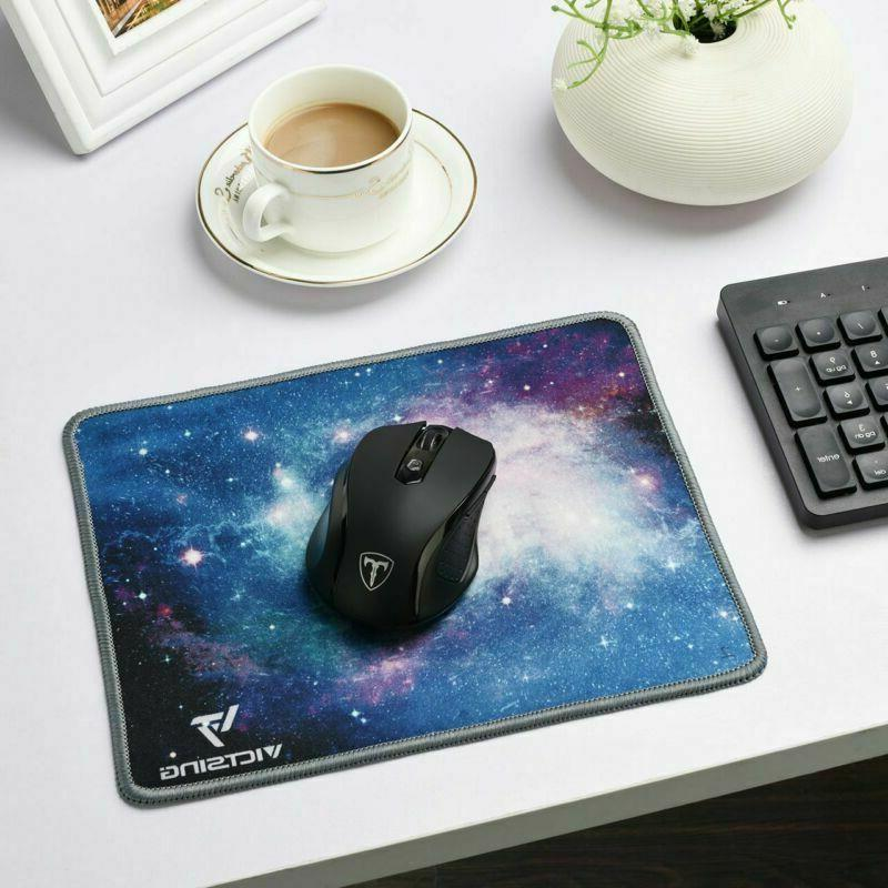 Victsing Gaming Mouse With Mouse Pad,