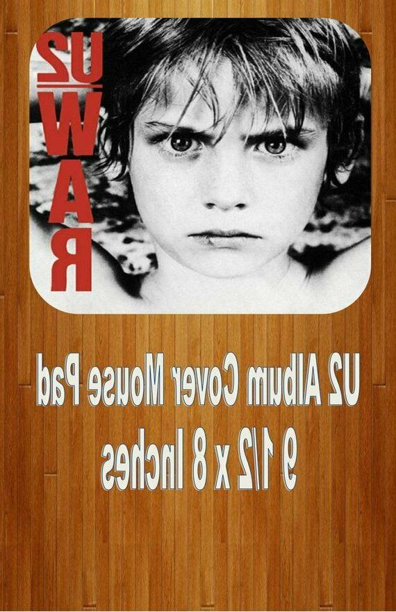 war by u2 1983 album cover mouse