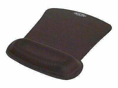 waverest gel mouse pad black