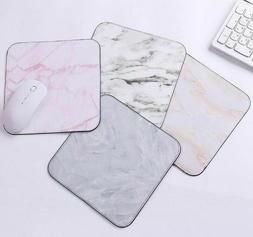 Marble Pattern Computer Mouse Pad Classic Laptop Office Desk