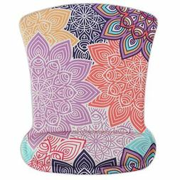 Cheliz Memory Foam Mouse Pad Mat with Wrist Rest