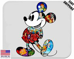 mickey movies art birthday gift mouse pad