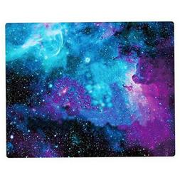 Mouse Pad Galaxy Rectangle Non-Slip Rubber Mousepad Gaming S