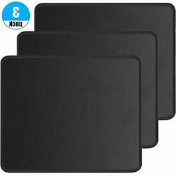Foroffice Mouse Pad with Stitched Edge, Gaming Mouse Pads wi