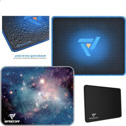 mouse pad stitched edges premium textured mice