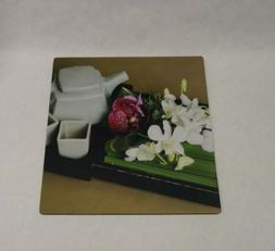 3dRose Mouse Pad, Thai Tea Pot and Cups by Cindy Miller Hopk