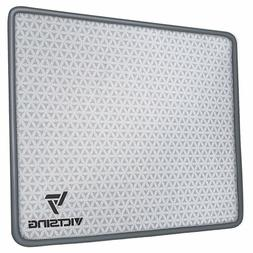 VicTsing Mouse Pad with Stitched Edges, Premium-Textured Mou