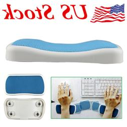 Moving Comfort Wrist Mouse Pads For Optical Mouse Sliding Pa