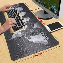 New Extended Gaming Mouse Pad Large Size Desk Keyboard Mat 9