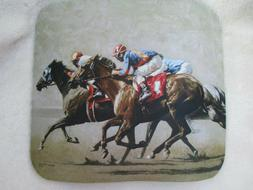 NEW  Fiddler's Elbow  HORSE RACING  Mouse Pad  *LONG SHOT*